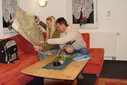 Rennsteig wandern ohne Gepäck von Hörschel nach Neuhaus a. R. in 7 Etappen
